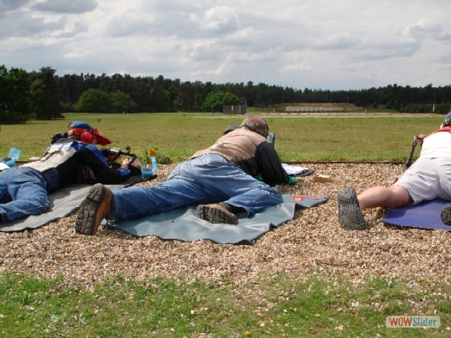 600 yards, Norfolk Open, Thetford 2007.